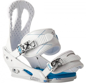 Крепления Burton Citizen  White 13-14